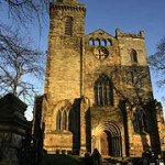 Dunfermline_Abbey_-_entrance
