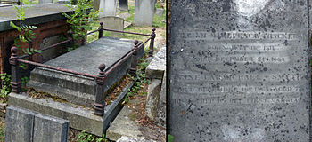 William_Thackeray_grave_Kensal_Green_2014