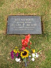 Rita_Hayworth's_grave