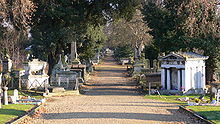 Kensal_Green_Cemetery_view_December_2005