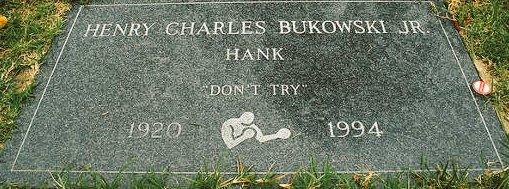 charlesbukowskigrave